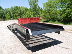 manufactured Yard ramp by Copperloy